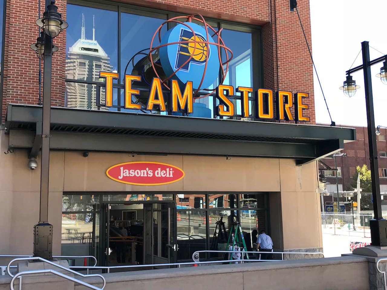 promo code c0fa1 30dc6 FIRST LOOK: Pacers Team Store reopening on Sept. 29 ...